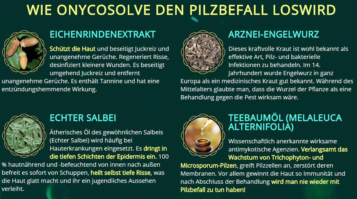 ᐅ ONYCOSOLVE - Das NEUE Pflanzliche Anti-Nagelpilzmittel #2018